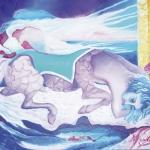 Manduca - Momenti di riflessione - 2013 - olio su tela - 40x50